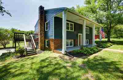Louisa County Single Family Home For Sale: 30 Lloyd Ln