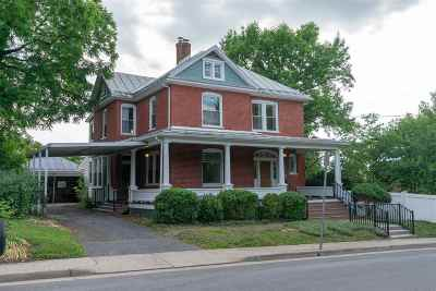 Harrisonburg Single Family Home For Sale: 57 Paul St
