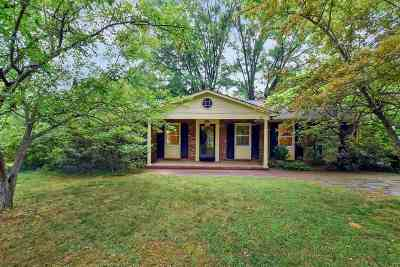 Charlottesville Single Family Home For Sale: 2330 Westover Dr