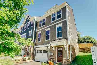 Charlottesville Townhome For Sale: 2616 Avinity Pl