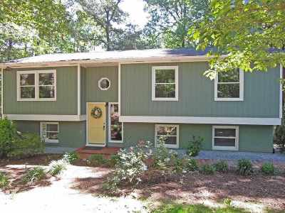 Earlysville Single Family Home For Sale: 352 Buck Mountain Rd
