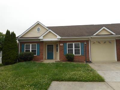 Rockingham County Townhome For Sale: 2580 Greenport Dr