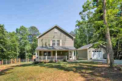 Fluvanna County Single Family Home For Sale: 1936 Paynes Mill Rd