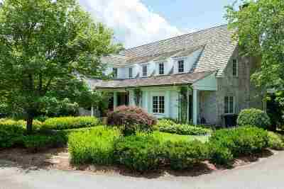 Albemarle County Single Family Home For Sale: 980 Turner Mountain Rd