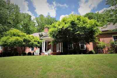 Charlottesville VA Single Family Home For Sale: $1,350,000