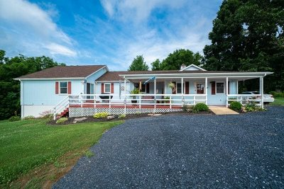 Shenandoah County Single Family Home For Sale: 114 Courtland Way