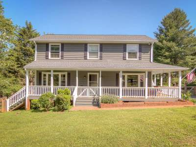 Albemarle County Single Family Home For Sale: 680 Spring Lake Dr