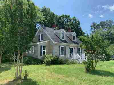 Louisa County Single Family Home For Sale: 15 Poplar Ave