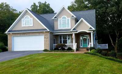 Rockingham County Single Family Home Sold: 4125 Tanners Ct
