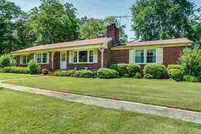 Buckingham County Single Family Home For Sale: 2079 Mt Rush Hwy