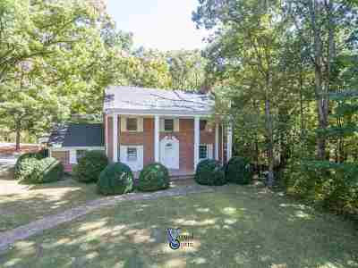 Staunton Single Family Home For Sale: 55 Woodland Dr
