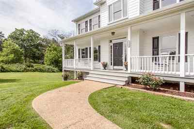 Albemarle County Single Family Home For Sale: 5192 Coventry Ln