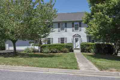 Harrisonburg Single Family Home For Sale: 1220 Ivy Ln