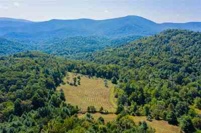 Nelson County Lots & Land For Sale: Crabtree Falls Hwy
