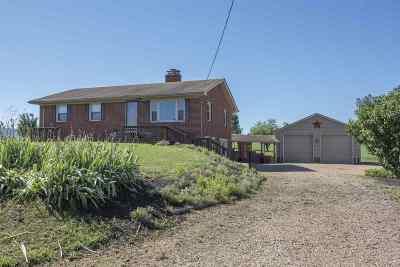 Augusta County Single Family Home For Sale: 1043 Humbert Rd