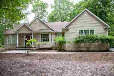 Fluvanna County Single Family Home For Sale: 241 Jefferson Dr