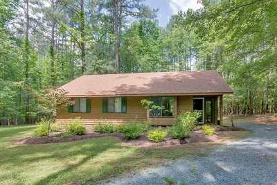 Albemarle County Single Family Home For Sale: 4250 Windy Cove Rd