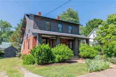 Charlottesville Single Family Home For Sale: 107 Robertson Ave