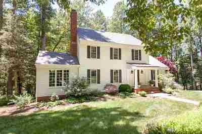 Albemarle County Single Family Home For Sale: 888 Broomley Rd