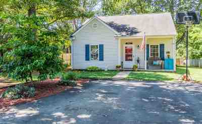 Single Family Home For Sale: 78 Hords Hill Rd