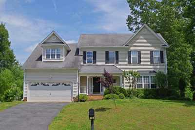 Charlottesville Single Family Home For Sale: 1248 Loring Run