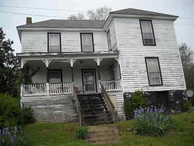 Fluvanna County Single Family Home For Sale: 87 Cameron St