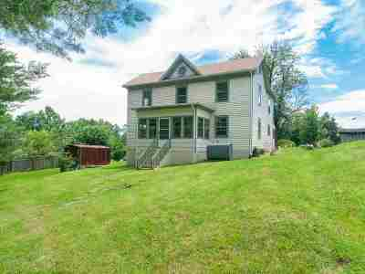 Nelson County Single Family Home For Sale: 6138 Rockfish River Rd