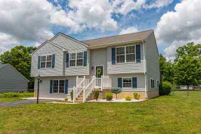 Augusta County, Rockingham County Single Family Home For Sale: 78 Northwood Dr