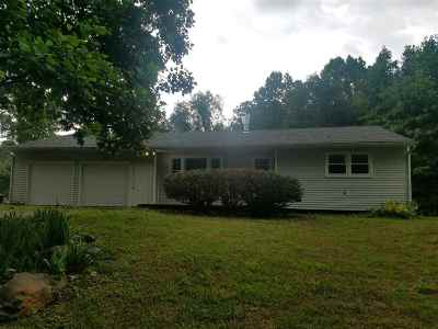 Madison County Single Family Home For Sale: 362 Happy Hills Ln