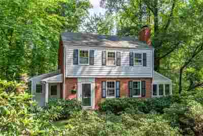 Charlottesville Single Family Home For Sale: 1318 Oxford Pl