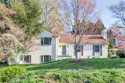 Charlottesville Single Family Home For Sale: 1415 Grove Rd