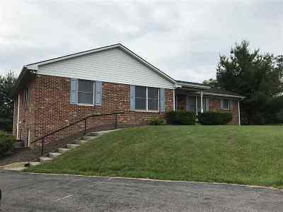 Harrisonburg Rental For Rent: 1281 Old Furnace Rd