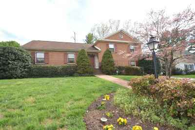 Charlottesville Single Family Home For Sale: 1410 Grove Rd