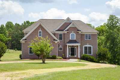 Albemarle County Single Family Home For Sale: 3099 Stony Point Rd #Lot B