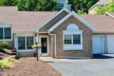Harrisonburg Townhome For Sale: 248 Emerald Dr