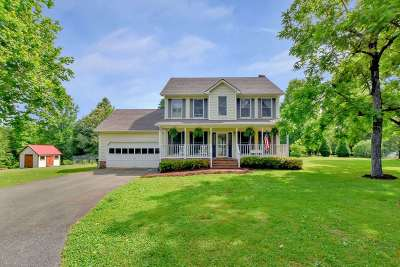 Fluvanna County Single Family Home For Sale: 36 Paynes Mill Rd
