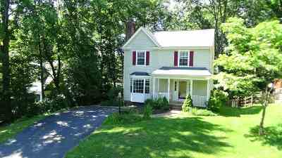 Charlottesville Single Family Home For Sale: 2012 Locke Ln