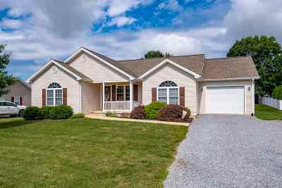 Single Family Home For Sale: 32 Marwood Ln
