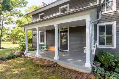 Louisa Single Family Home For Sale: 371 Mallory Rd