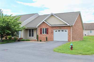 Harrisonburg Rental For Rent: 1110 Royal Ct