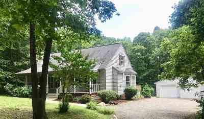Louisa County Single Family Home For Sale: 665 Bent Creek Ln