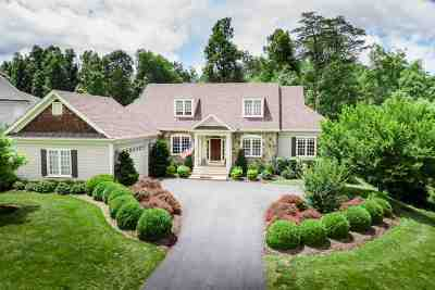 Albemarle County Single Family Home For Sale: 3369 Darby Rd