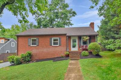 Charlottesville Single Family Home For Sale: 609 Kelly Ave