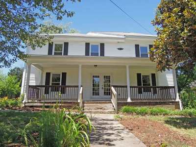 Louisa County Single Family Home For Sale: 204 Cutler Ave