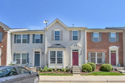 Charlottesville Townhome For Sale: 1930 Asheville Dr
