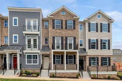 Albemarle County Townhome For Sale: 1064 Old Trail Dr