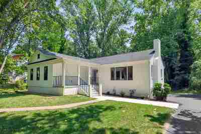Charlottesville  Single Family Home For Sale: 1534 Westwood Rd