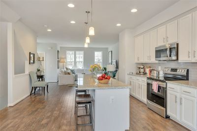 Charlottesville Townhome For Sale: 225g Bushwood Alley