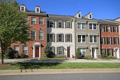 Charlottesville Townhome For Sale: 411 Samara Ct