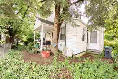 Charlottesville Single Family Home For Sale: 802 SE 6th St